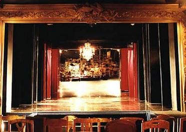 hamburg museumstrasse altonaer theater restaurant. Black Bedroom Furniture Sets. Home Design Ideas